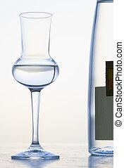 ガラス, grappa