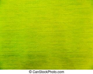 キャンバス, 黄色緑, 手ざわり, 背景