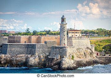 キューバ, ハバナ, 城砦