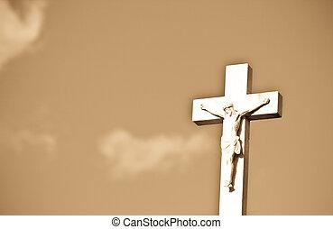 キリスト教徒, 交差点, 背景