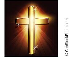 キリスト教徒, 金, 交差点