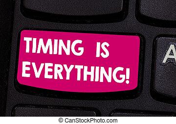 キーパッド, 写真, 印, アイロンかけ, キーボード, メッセージ, idea., すべて, 作成しなさい, いつか, intention, テキスト, 概念, 提示, 権利, everything., キー, 秋, タイミング, 意志, コンピュータ, 場所, 時間