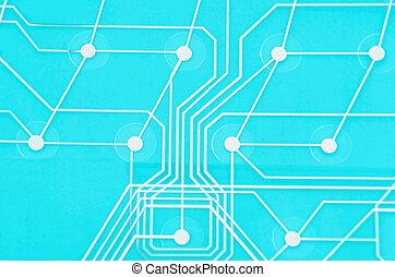 キーボード, 回路, 薄膜