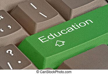 キー, ∥ために∥, 教育