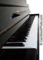キー, ピアノ