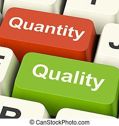 キー, 提示, 選択, コンピュータ, 素晴らしさ, 数, ∥間に∥, 品質, ∥あるいは∥, 量