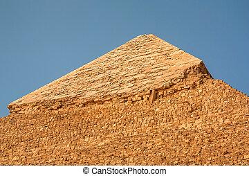 ギザ, エジプト, ピラミッド, khafre