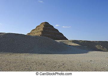 ギザ, eqypt, ピラミッド, saqqara, カイロ