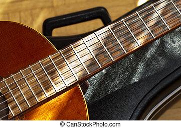 ギターの症例