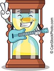ギターの遊ぶこと, 漫画, クロノメーター, 音楽家, デザイン, 才能がある