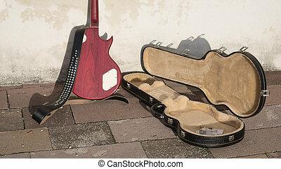 ギター, お金, 場合