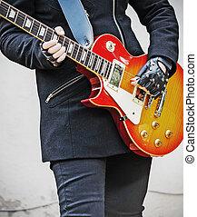 ギター プレーヤー, 外, 遊び