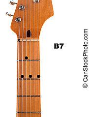 ギター, 図, b7, 和音