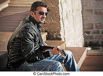 ギター, 型, プレーヤー