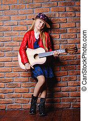 ギター, 教育, ミュージカル