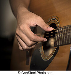 ギター, 生活, まだ, 遊び, 人