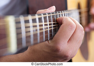 ギター, 終わり