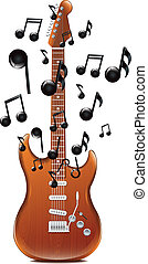 ギター, melody2