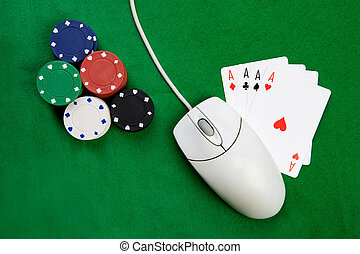 ギャンブル, オンラインで