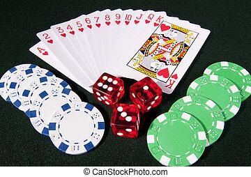 ギャンブル, カジノ