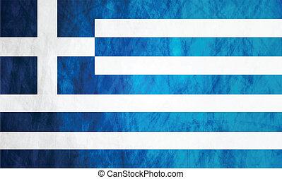 ギリシャのフラグ, グランジ