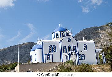 ギリシャの 正統, 教会