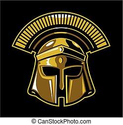 ギリシャ語, 古代, ヘルメット