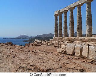 ギリシャ語, 台なし