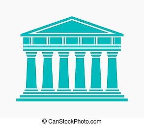 ギリシャ語, 寺院, 建築, アイコン