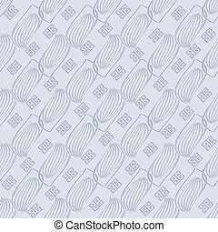 ギリシャ語, pattern., seamless