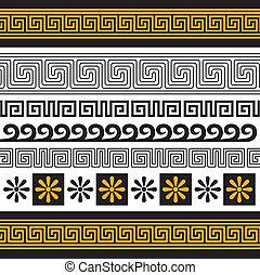 ギリシャ, 装飾