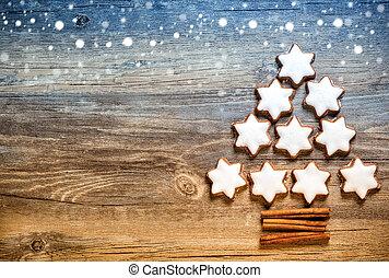 クッキー, クリスマス