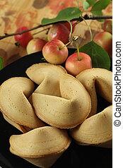 クッキー, 中国語
