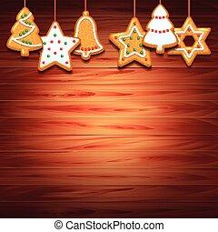 クッキー, 木, クリスマス