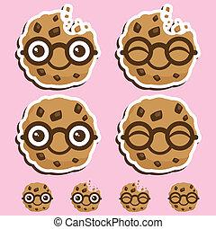 クッキー, 痛みなさい