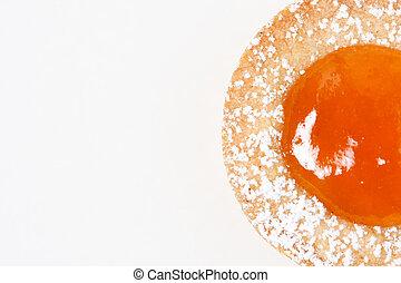 クッキー, thumbprint