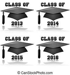 クラス, の, 2013, へ, 2016