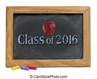 クラス, の, 2016.