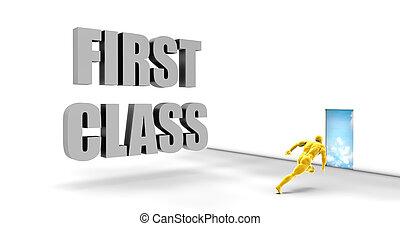 クラス, 最初に