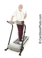 クラブ, 年長の健康, 人