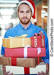 クリスマスのための準備