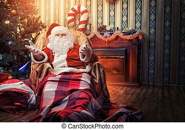 クリスマスの季節