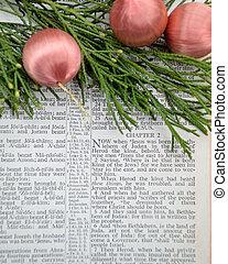 クリスマスの物語, そして, 草木の栽培場, ∥で∥, ピンク, 装飾