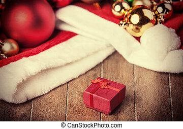 クリスマスの ギフト
