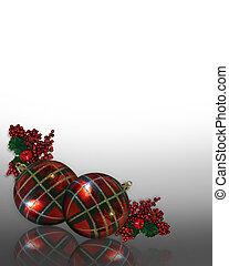 クリスマスの 装飾, コーナー, デザイン