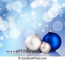 クリスマスの 装飾