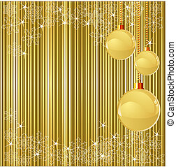 クリスマスの 装飾, ストライプ