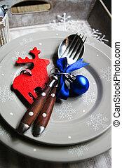 クリスマスの 装飾, 時間