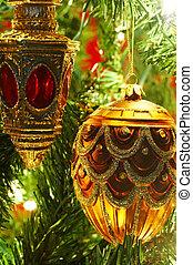 クリスマスの 装飾, 木