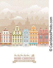 クリスマスカード, 挨拶